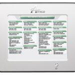 Alert 4 LCD Ethernet Master Alarm