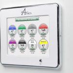 Alert 4 LCD Ethernet Area Alarm 1